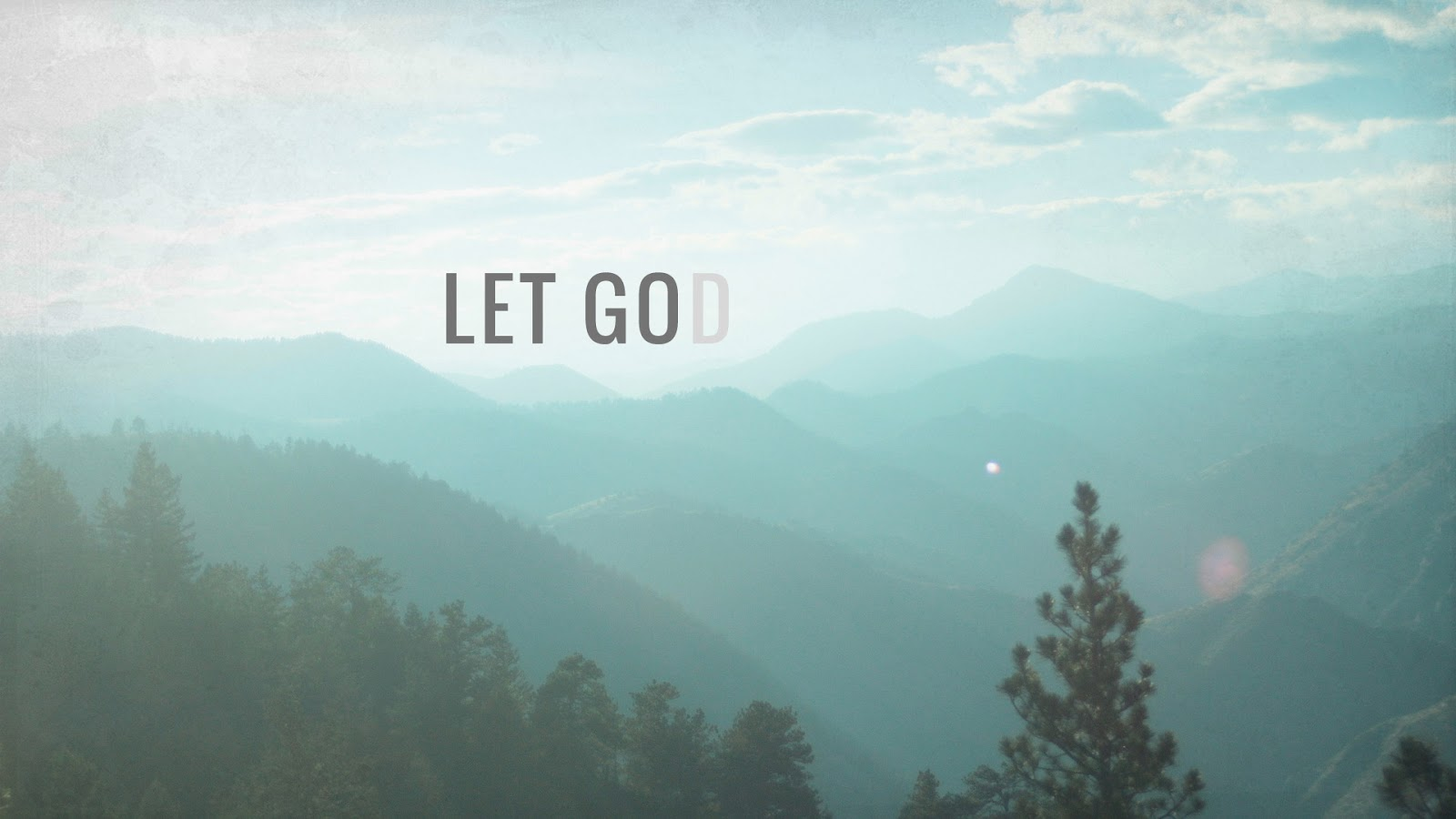 let go:
