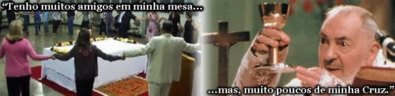 Conheça a Santa Missa Católica!