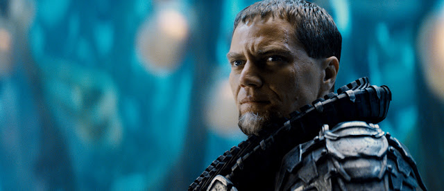 Man of Steel MICHAEL SHANNON as General Zod