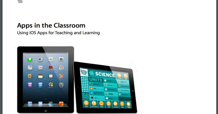 apple ipad instruction book