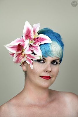 rockabilly hair accessories bespoke pinup gg's