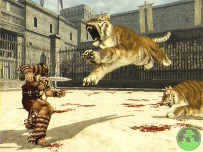 Shadow Of Rome Screenshots