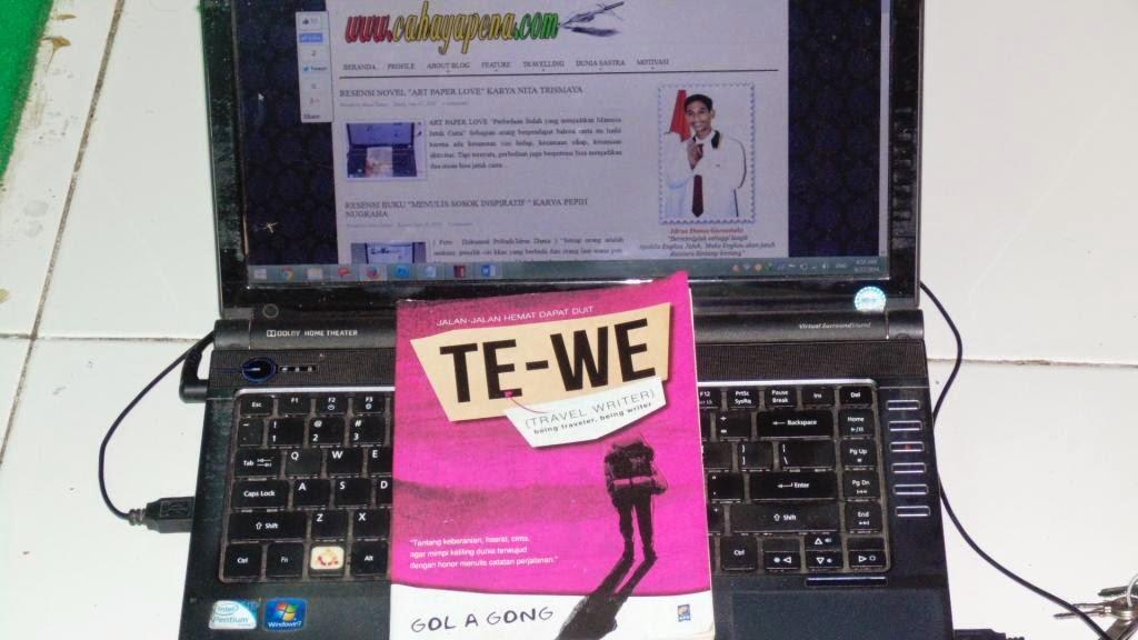 download Buku Travel Writer Karya Gol A Gong pdf