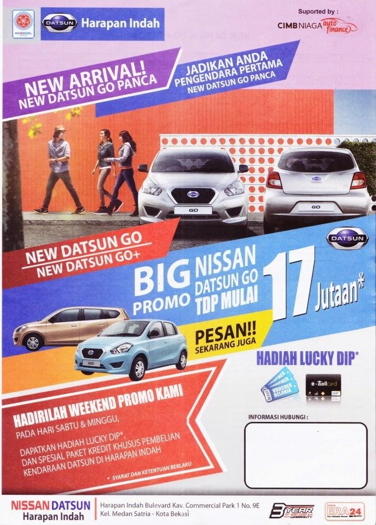 Datsun CIMB Niaga Auto Finance