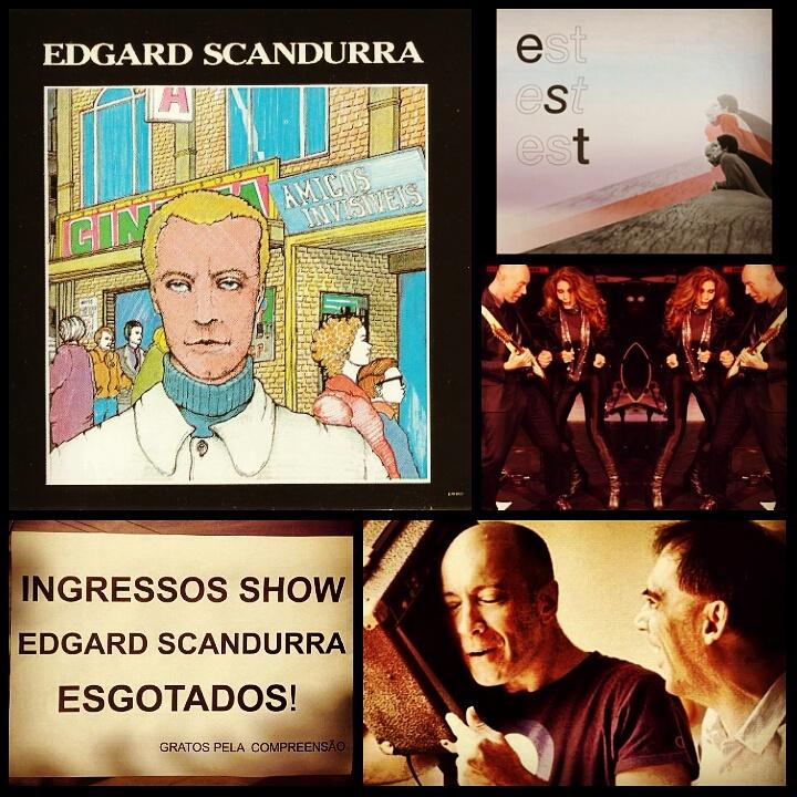 Edgard Scandurra - Outros sons, outras batidas, outras pulsações