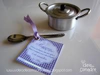 Decoração chá de cozinha