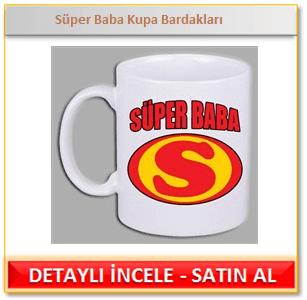 Süper Baba Kupa Bardakları