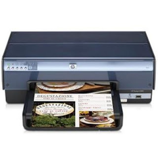 HP Deskjet 6980 Color Inkjet Printer Guide