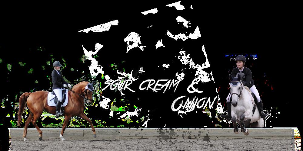 sour cream & Onion