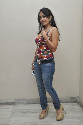 Madhavi Latha Latest Photo