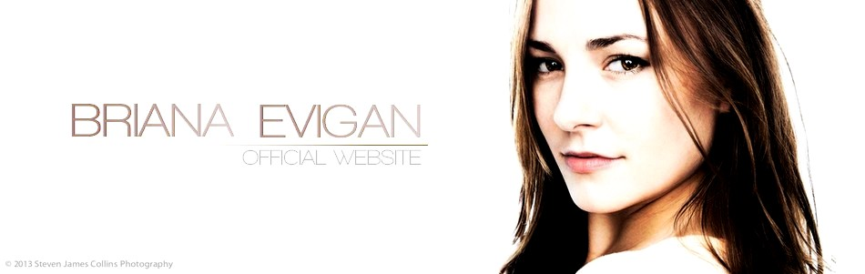 Briana Evigan's Official Website