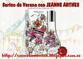¡SORTEO de Verano con JEANNE ARTHES!