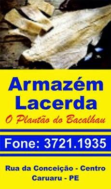 ARMAZEM LACERDA