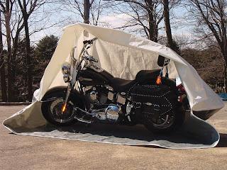 Funda para moto Harley Davidson