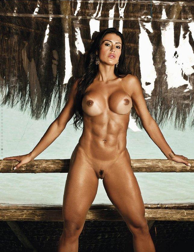 девушки фитнес голые фото