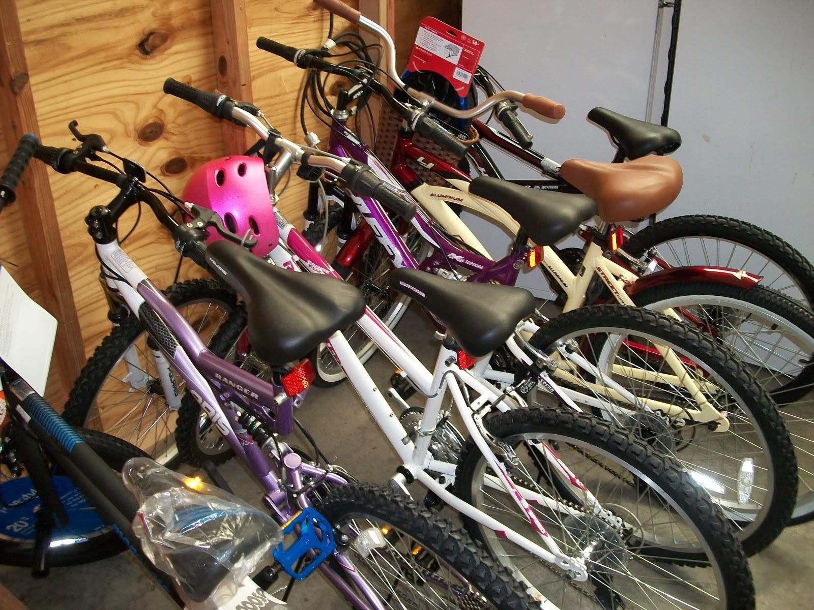 Big Bike Donation The Settlement Home For Children