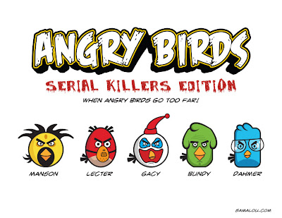 Angry Birds Serial Kilers Edition