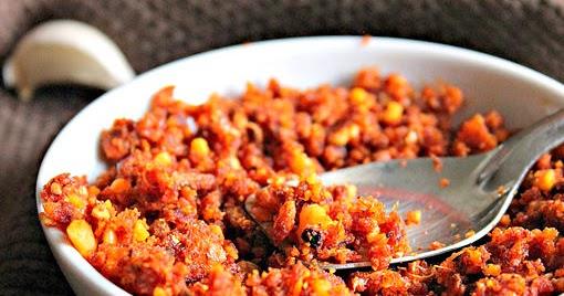 how to make green chutney for vada pav