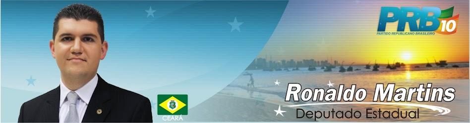 Deputado Ronaldo Martins