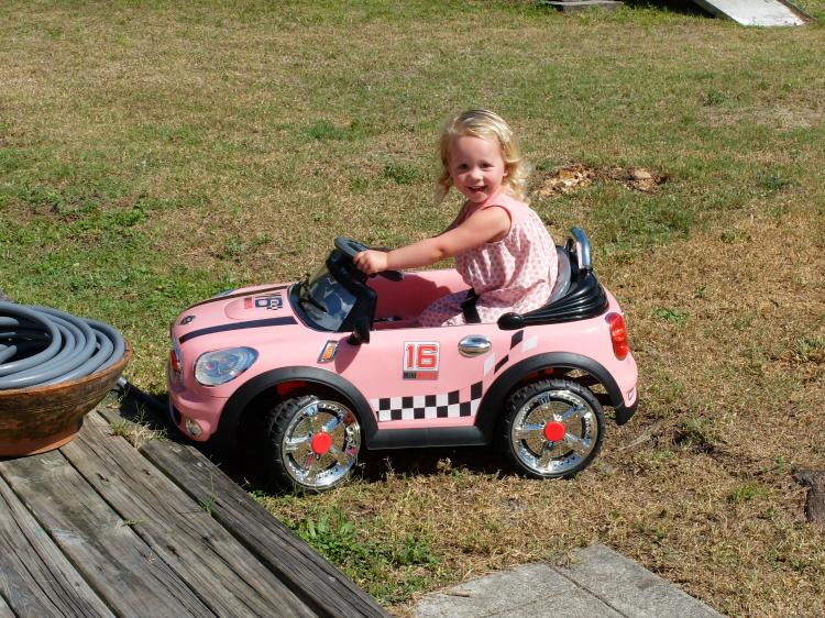 Mini Cooper Power Wheels