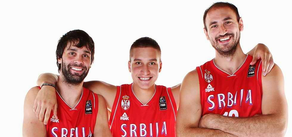 Serbia national basketball team free wallpaper download