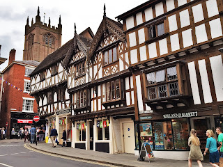 Guest Post: A Day In Ludlow by Tiffany from The Amateur Anthropologist