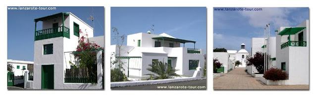 Arquitectura protegida de Lanzarote.