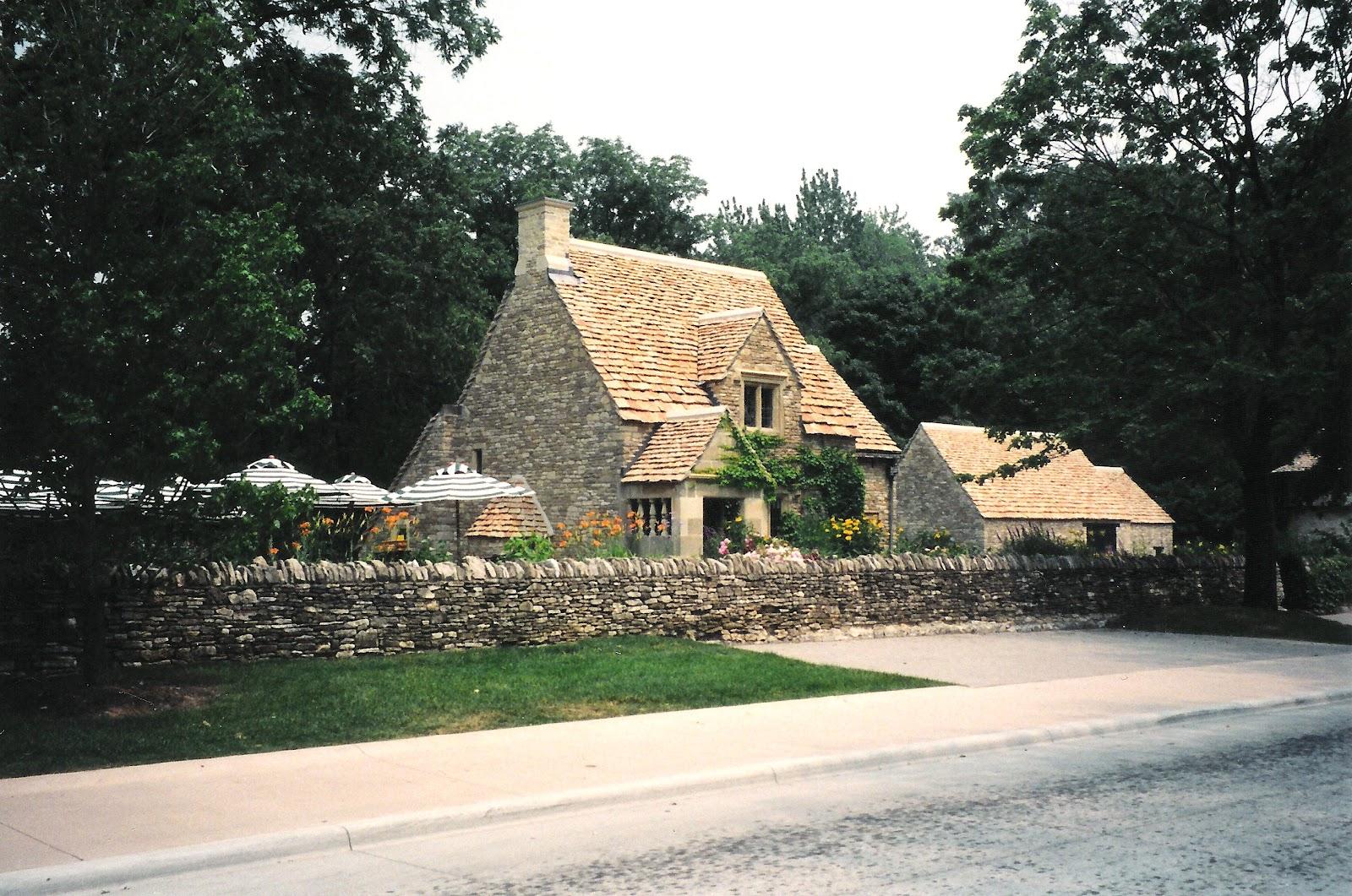 Benson Ford House Relevant Tea Leaf July 2012