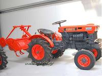 трактори KUBOTA B6000E