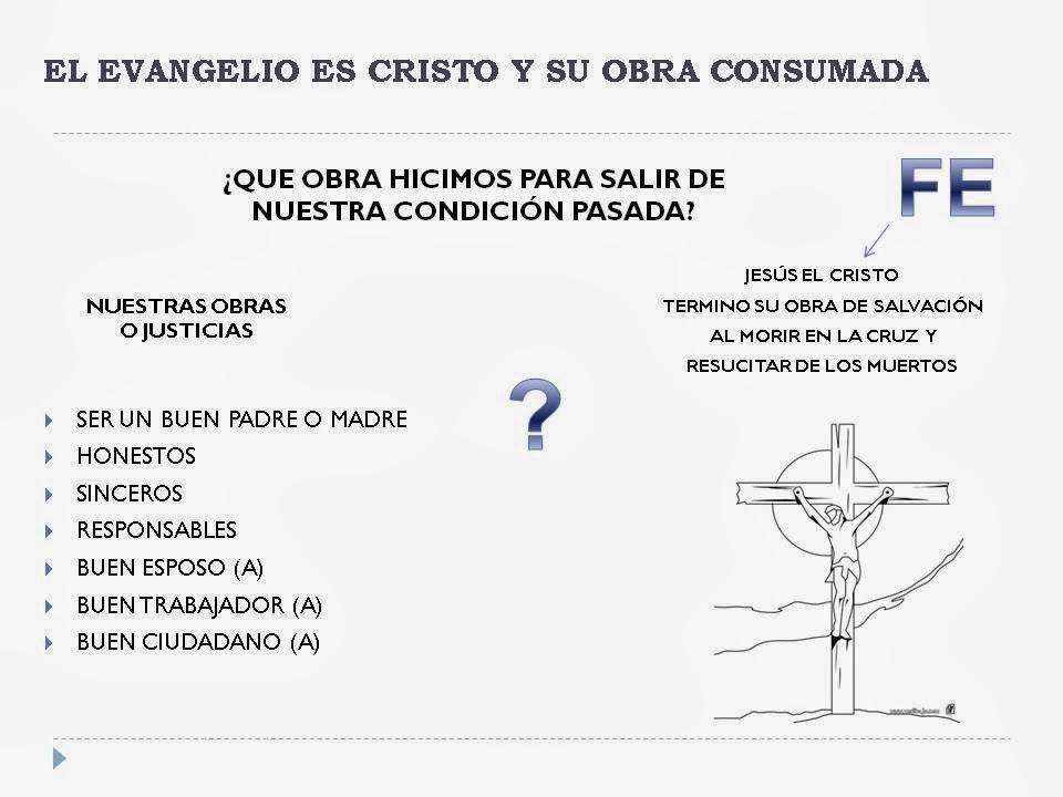 EL EVANGELIO DE CRISTO