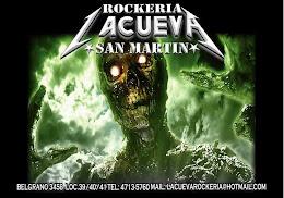 Rockería en San Martín