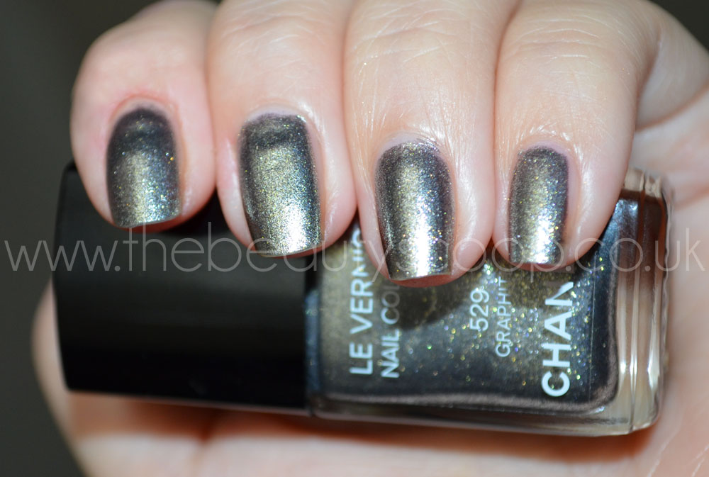 Beauty Scoop Chanel Fall Vernis Nail Colour