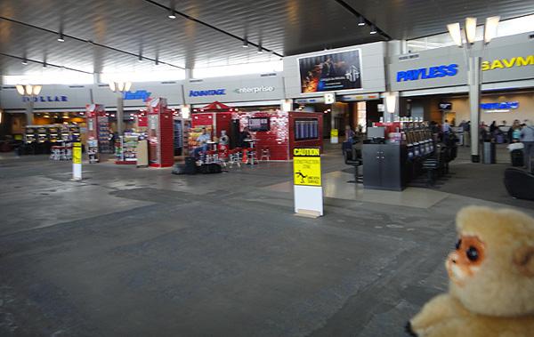 National Car Rental Las Vegas Mccarran Airport