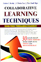 toko buku rahma: buku COLLABORATIVE LEARNING TECHNIQUES TEKNIK-TEKNIK PEMBELAJARAN KOLABORATIF , pengarang alizabert, penerbit nusamedia