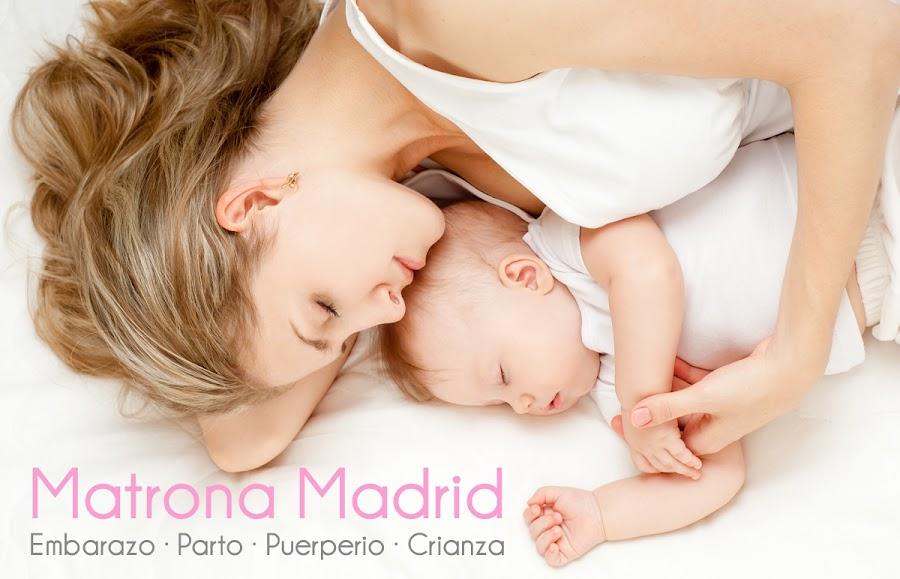 Matrona Madrid: embarazo, parto, puerperio y crianza.