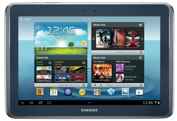 Buy Samsung Galaxy Note 10.1 at Discounted Price