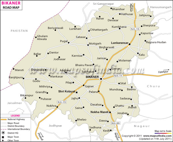 Bahawalpur Map Pdf