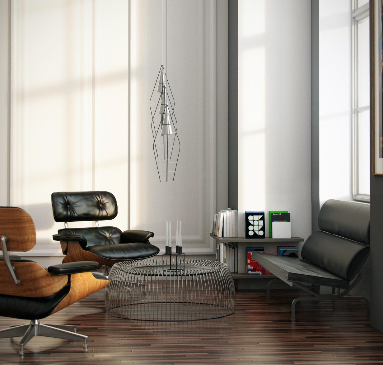 Cg m arket3d hdri lighting for realistic rendering for Vray interior