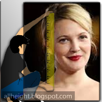 Drew Barrymore Height - How Tall