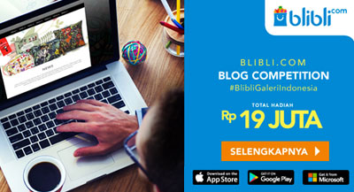 BLIBLI.COM BLOG COMPETITION
