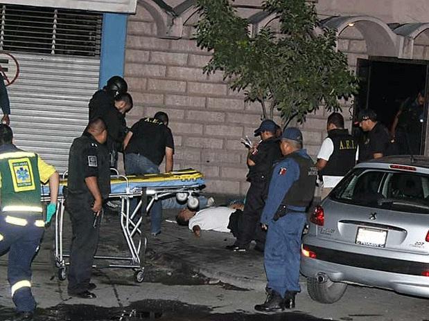 Balacera en Bar Matehuala de Monterrey deja siete muertos