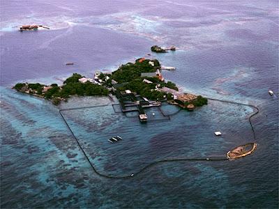 Isla del Rosario - Cartagena de Indias - que visitar