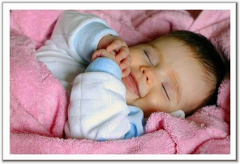 Sehatnya Pola Tidur Bayi Usia Dibawah 1 Tahun