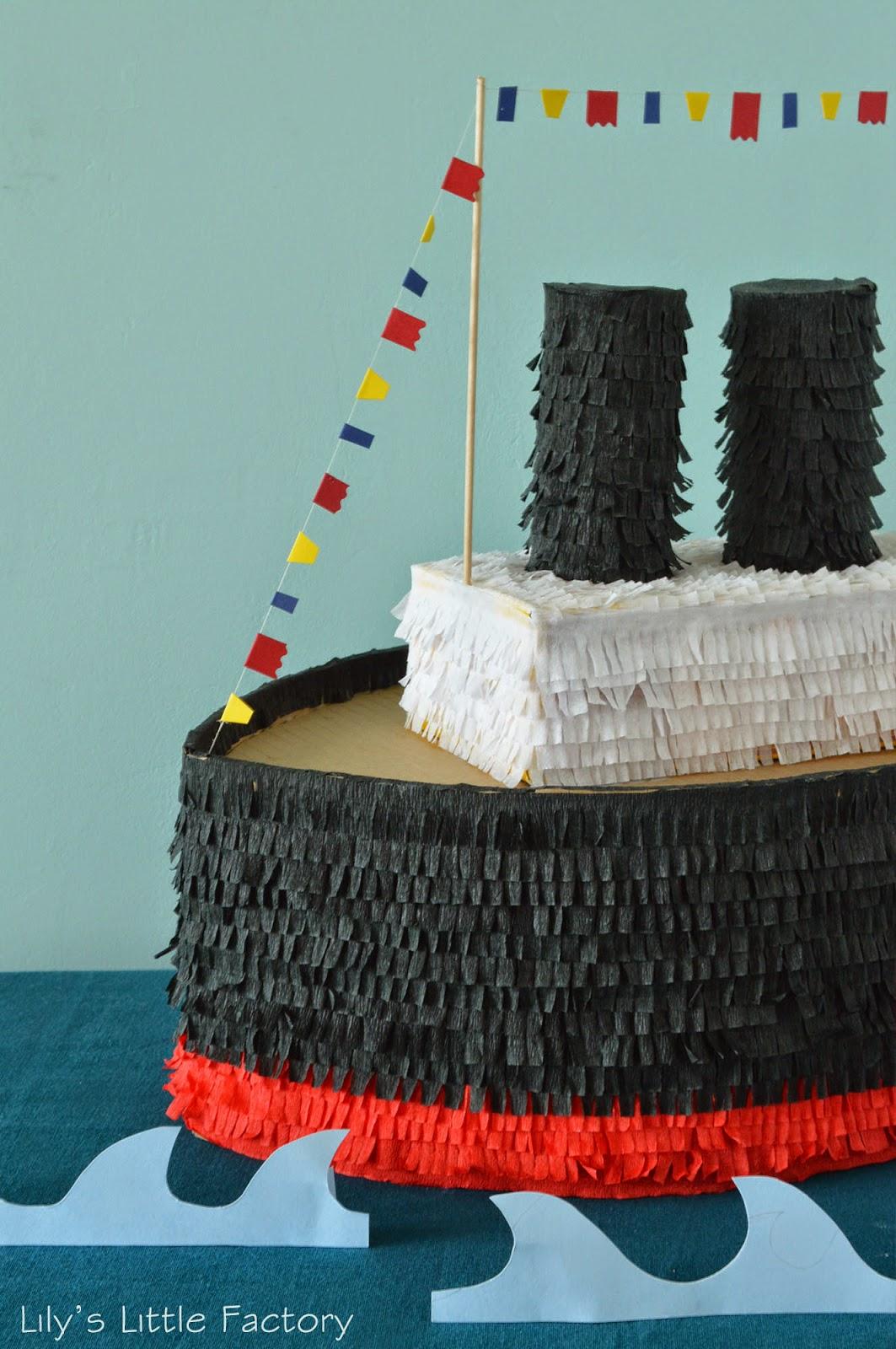 lily 39 s little factory blog diy bretagne un bateau urne fa on pi ata diy. Black Bedroom Furniture Sets. Home Design Ideas