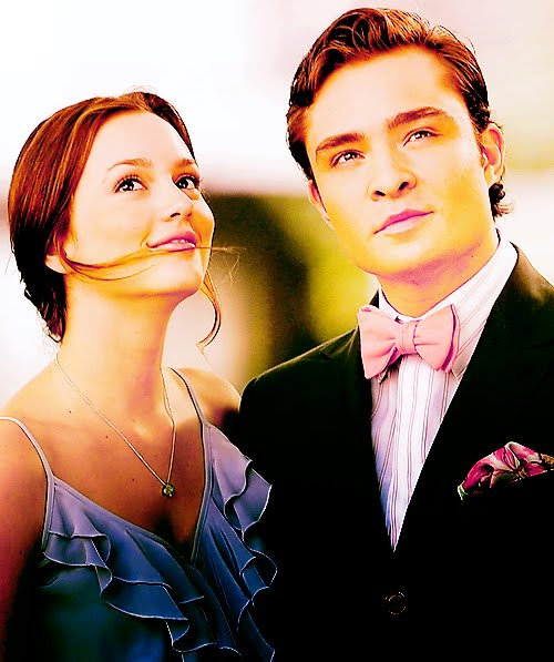 Because every Blair has her Chuck...♥