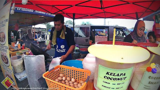 Pasar Tani Taman Nusantara 20151022