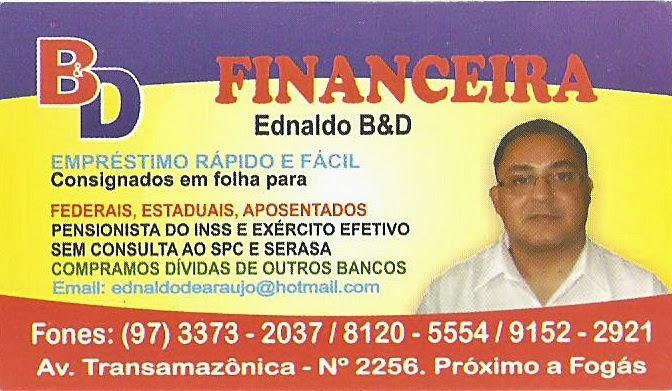 Ednaldo B&D Financeira