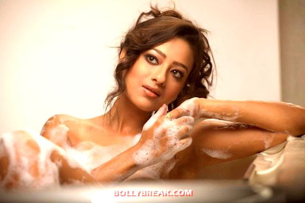 Madalsa Sharma Bathtub - (3) - Madalsa Sharma Hottest Pics