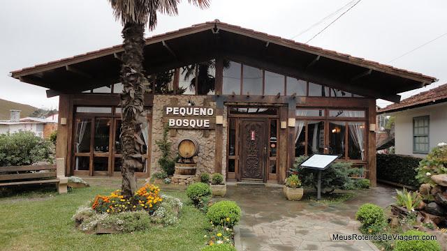Restaurante Pequeno Bosque - São Joaquim/SC
