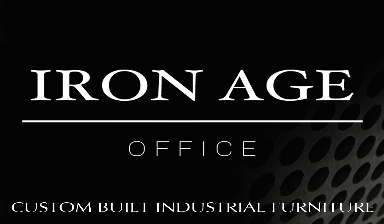 denver colorado industrial furniture modern. Iron Age Office- Industrial Office Furniture, Custom Built Desks Denver Colorado Furniture Modern E